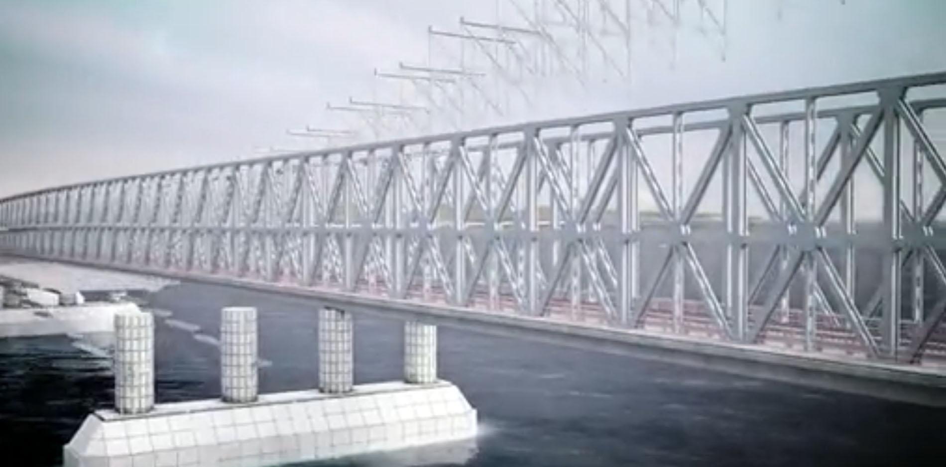 работа на строительством керченского моста по проекту