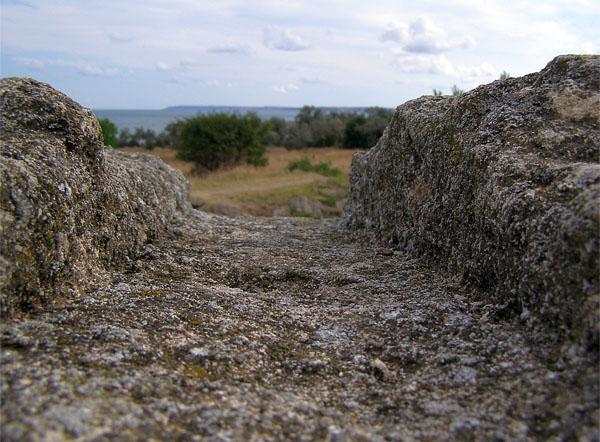 Археология в районе Керчи