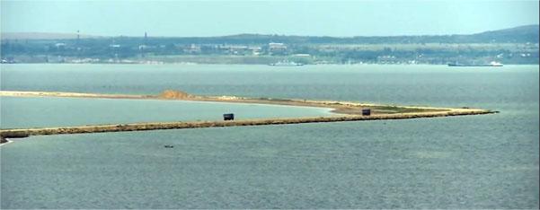 подготовка строительства моста