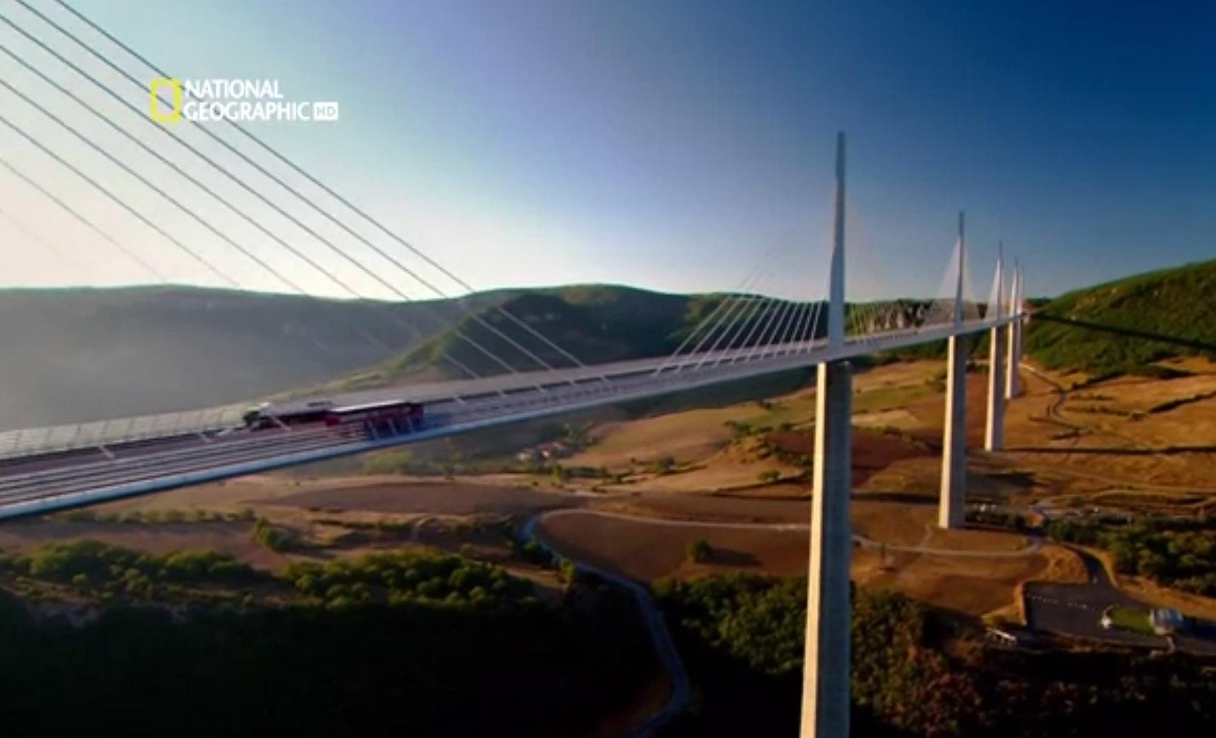 самый высокий мост в мире во Франции