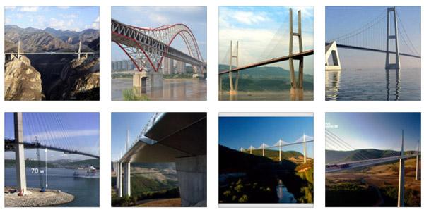 8 самых высоких мостов в мире