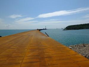 Хозяин корабля из Турции заплатил 33 миллиона за то, что нанес вред опоре моста.