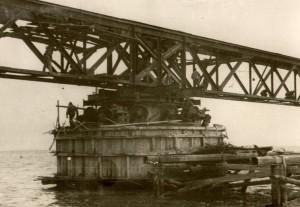 Керченский железнодорожный мост