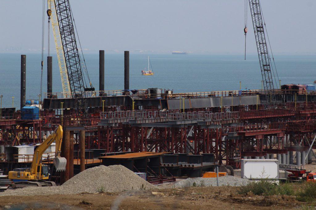 Ротенбергу дадут еще почти 20 млрд руб., чтобы Керченский мост был все-таки построен