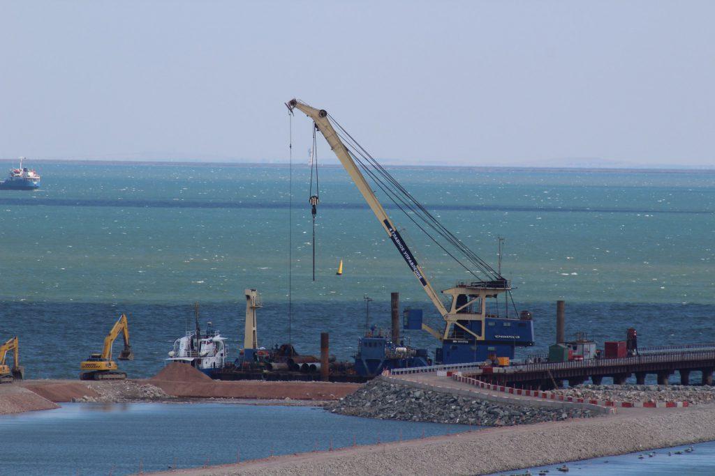Санкции США не повлияют на строительство Керченского моста - Ротенберг