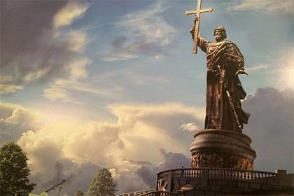 Памятник Князю Владимиру планируют возвести рядом со строящимся транспортным переходом через Керченский пролив