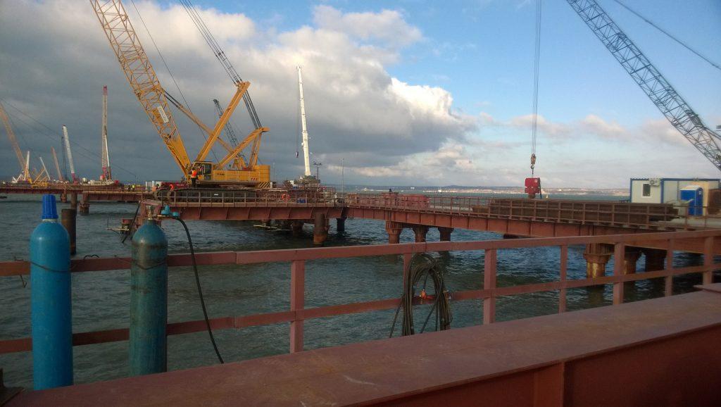 Председатель крымского парламента внес предложение о новом варианте названия Керченского моста