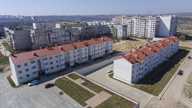 Жителям из зоны строительства Керченского моста выделено жилье