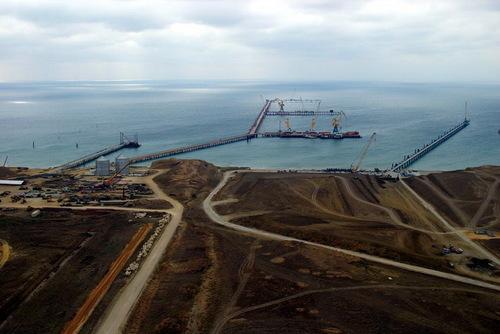 Минтранс раскрыл общественности примерную стоимость возведения ж/д путей к порту Тамань