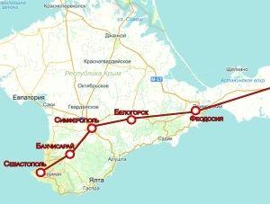 """Проект трассы """"Таврида"""" в Крыму выйдет из госэкспертизы до 20 августа"""