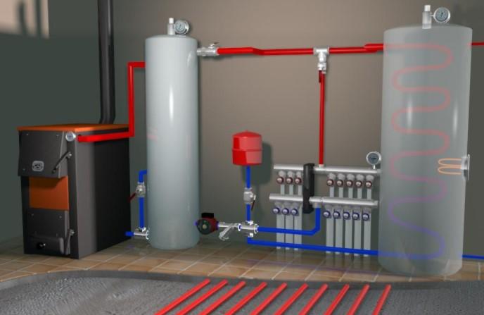 Монтаж системы отопления – к кому обратиться?