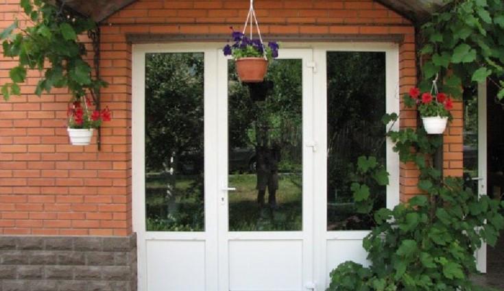 Современные входные двери ПВХ – качество за разумные деньги 2