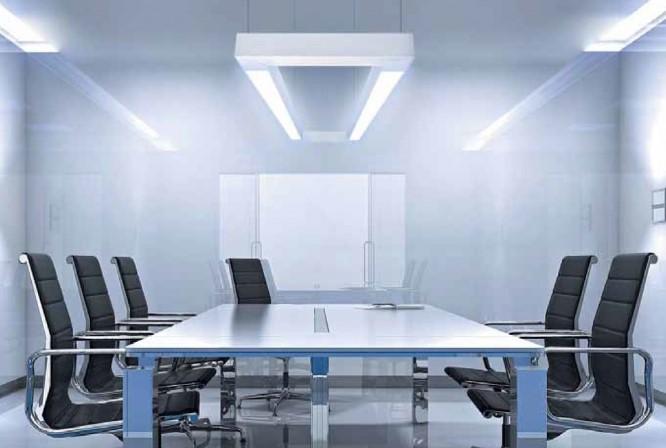 Как выбрать качественное офисное освещение? 2