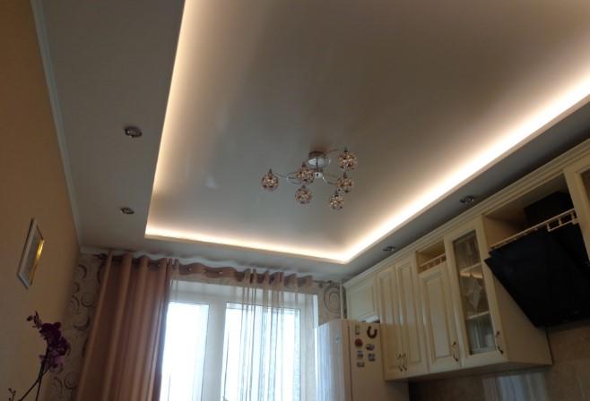 Подвесные потолки от компании «АЛКІВ»
