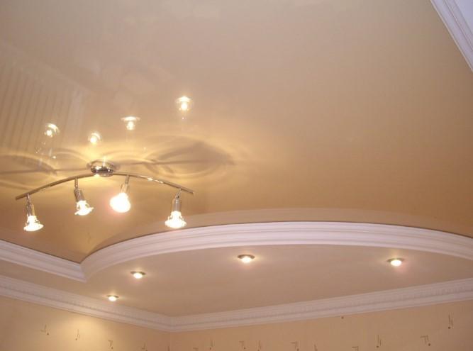 Подвесные потолки от компании «АЛКІВ» 2