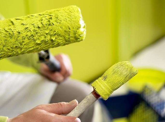 Водоэмульсионная краска для стен – особенности, виды, преимущества 2
