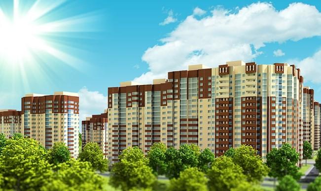 Покупка квартиры в жилом микрорайоне «Полет» 2