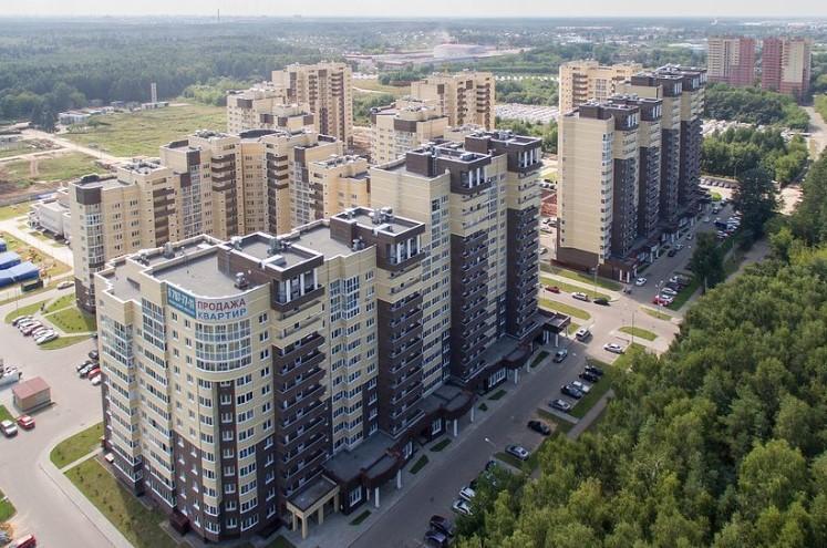 Покупка квартиры в жилом микрорайоне «Полет»