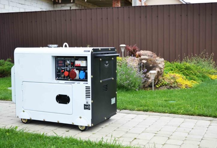 От чего зависит на дизельный генератор для дома цена?