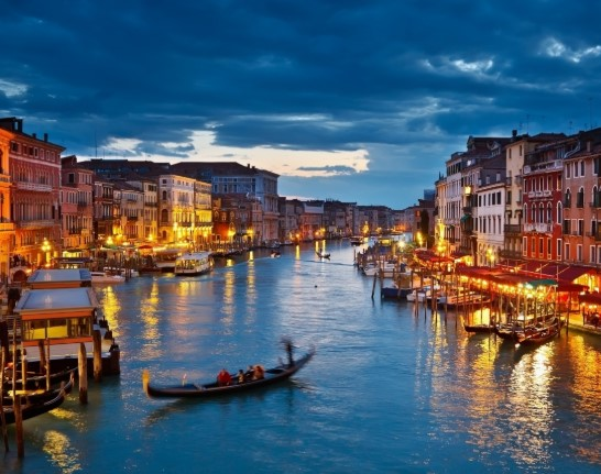 Город на воде – Венеция