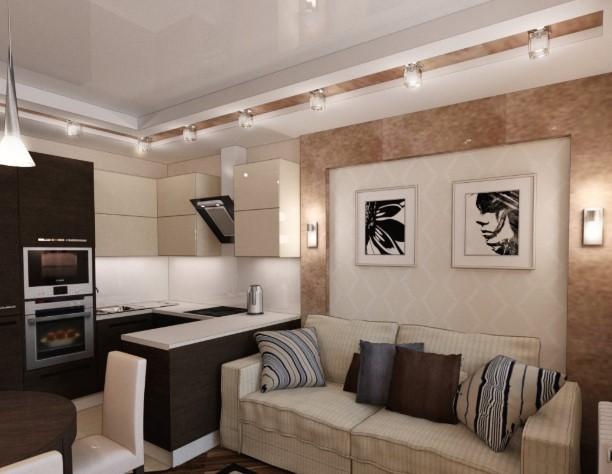 Дизайна квартиры и его стили