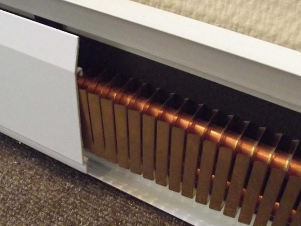 Плинтусное отопление - универсальный способ отопления помещения