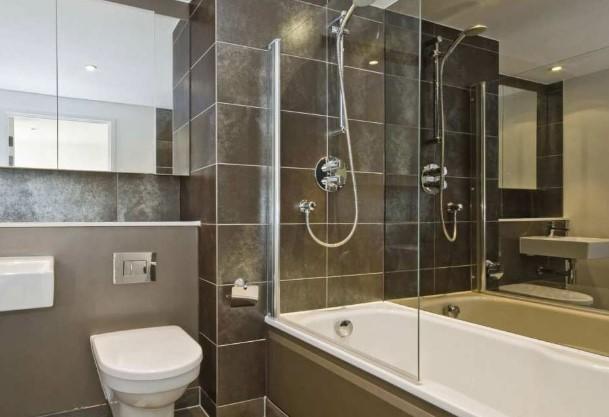 Правильный ремонт ванной комнаты
