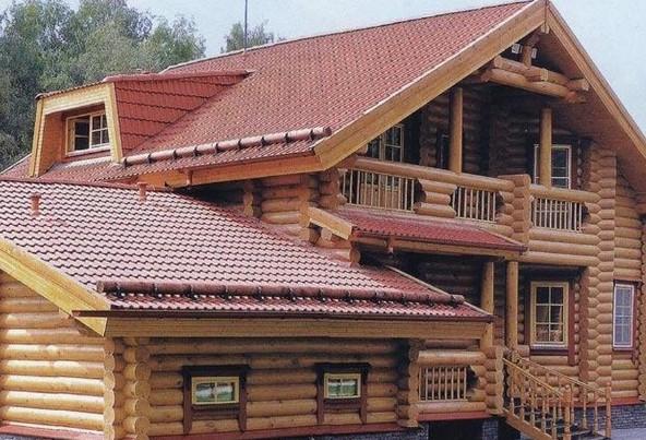 Проектирование домов из дерева