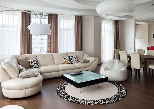 Проект – первый шаг при создании интерьера квартиры