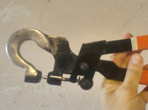 Просекатель для металлического профиля