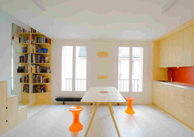 Расширение квартиры