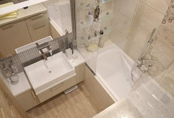 Ремонт ванной комнаты. Какие материалы лучше использовать
