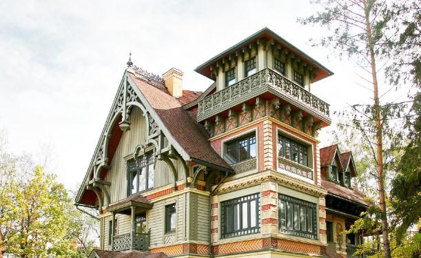 Коттеджи рядом с Москвой – недвижимость Подмосковья