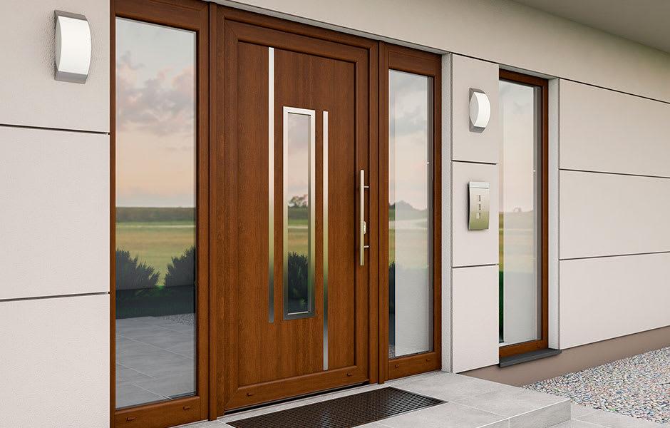 Двери из ПВХ – для дома и квартиры