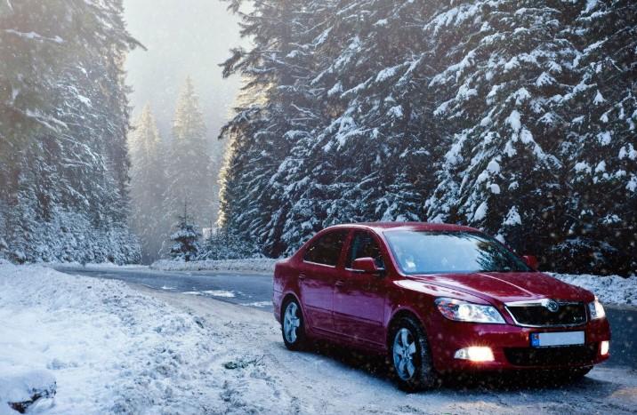Зима не удивит подготовленных водителей