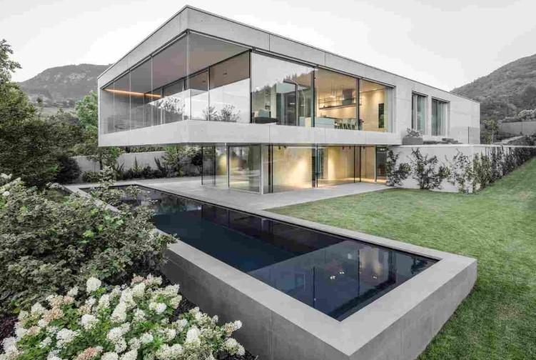 Каталог проектов на загородные дома