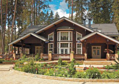 Особенности строительства деревянного дома. Нашу русскую культуру нельзя забывать