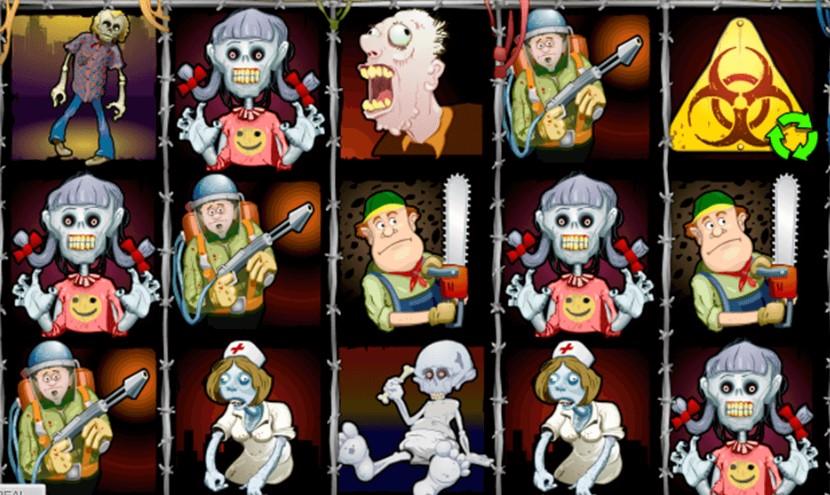 Игровой слот Zombiezee Money