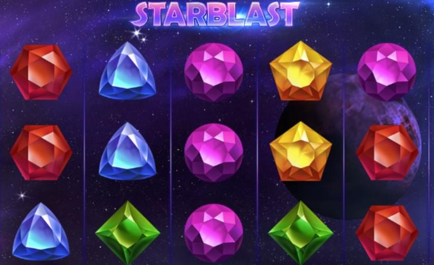 Игра онлайн Starblast