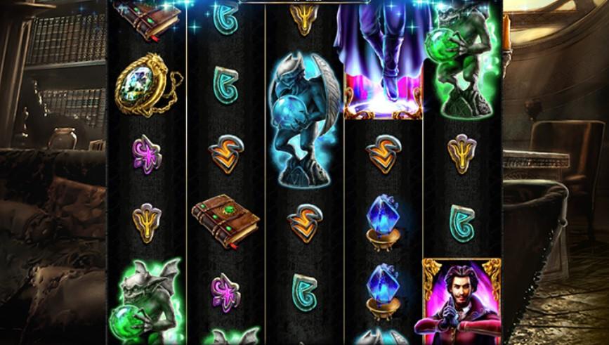 Игровой автомат Magic Wilds