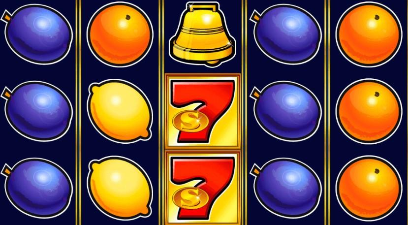 Игровой аппарат Golden Sevens