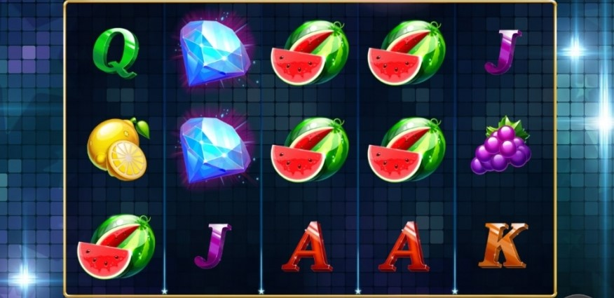 Игровой автомат Star Fall