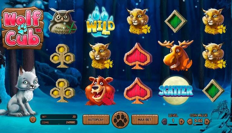 Игровой слот онлайн